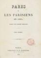 Paris et les Parisiens en 1835 (Tome 1)