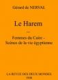 Les Femmes Du Caire-Scènes De La Vie Egyptienne – Le Harem