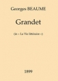 Georges Beaume: Grandet