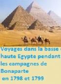Vivant Denon: Voyages dans la basse et la haute Egypte