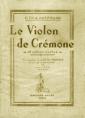 Le Violon de Cremone