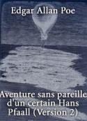 edgar allan poe: Aventure sans pareille d'un certain Hans Pfaall (Version 2)