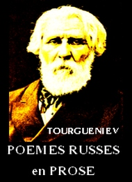 Illustration: POEMES Russes en prose - Ivan Tourgueniev