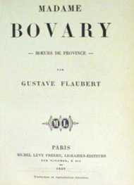 Illustration: madame bovary (version 2) - Gustave Flaubert