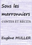 Eugène Muller: Sous les marronniers