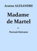 Arsène Alexandre: Madame de Martel