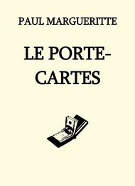 Illustration: Le Porte-cartes - Paul Margueritte