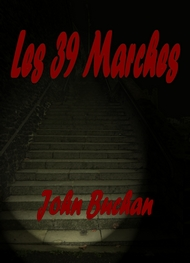 Illustration: Les 39 Marches - John Buchan