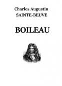 Charles augustin Sainte beuve: Portraits Littéraires- Boileau