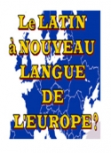 Jean paul Alexis: Le latin, langue de l'Europe