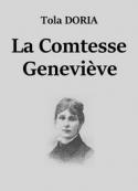 Tola Dorian: La Comtesse Geneviève