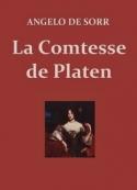 Angelo de Sorr: La Comtesse de Platen