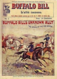Illustration: 02. L'Allié inconnu de Buffalo Bil - Buffalo Bill