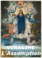 La légende dorée, l'Assomption de la Bienheureuse Vierge Marie