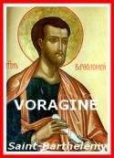 Jacques de Voragine: La légende dorée, Saint Barthélémy