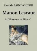 Paul de Saint victor: Manon Lescaut