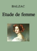 honoré de balzac: Étude de femme