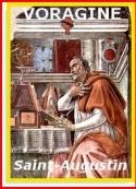 Jacques de Voragine: La Légende dorée, Saint Augustin