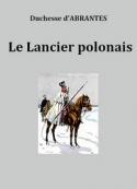 Laure junot Abrantes: Le Lancier polonais
