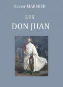 Xavier Marmier: Les Don Juan