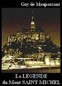 Guy de Maupassant: La légende du mont Saint Michel