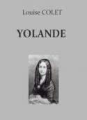 Louise Colet: Yolande