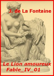 Illustration: Le Lion amoureux_Fable_IV_01 - jean de la fontaine