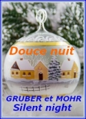 Joseph Mohr: Douce nuit