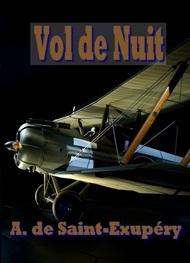 Illustration: vol de nuit - Antoine De saint exupéry
