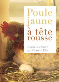 Claude Fee - Poule jaune à tête rousse