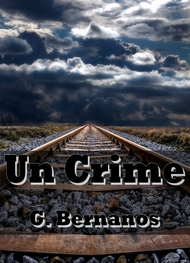Illustration: Un Crime - Georges Bernanos