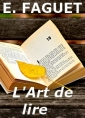 Livre audio: Emile Faguet - L'Art de lire (version2)