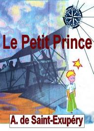 Illustration: le petit prince (version 2) - Antoine De saint exupéry