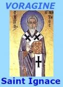 Jacques de Voragine: La Légende dorée, Saint Ignace, 4 février