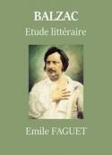 Emile Faguet: Balzac (étude littéraire)