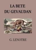 G. Lenotre: La Bête du Gévaudan