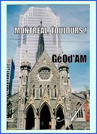 Geod'am - Montréal, toujours !
