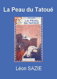 Illustration: La Peau du Tatoué - Léon Sazie
