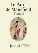 Jane Austen: Le Parc de Mansfield (Tome 3)