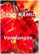 Charles ferdinand Ramuz: Vendanges