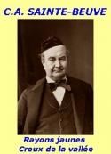 Charles augustin Sainte beuve: Rayons jaunes, Creux de la vallée