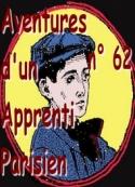 Arnould Galopin: Aventures d'un Apprenti Parisien