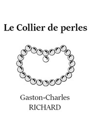 Illustration: Le Collier de perles - Gaston charles Richard