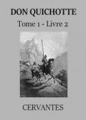 : Don Quichotte de la Manche (Tome 01, Livre 02) Version 2