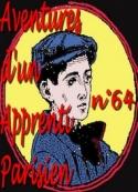 Arnould Galopin: Aventures d'un Apprenti Parisien Episode 64