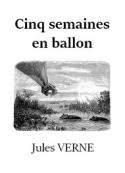 Jules Verne:  Cinq Semaines en ballon