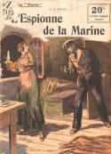 Gustave Le Rouge: L'Espionne de la Marine