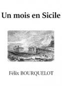 Félix Bourquelot: Un mois en Sicile