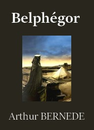 Illustration: Belphégor (version2) - Arthur Bernède