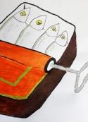 Claude Fée: Les petits bras des sardines deuxième lecture
